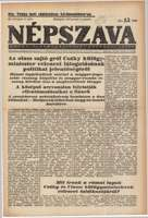 annak várható fejleményeivel egyre több szó esik a Szovjet Délkelet Európa   ...  útja Eleinte csak arról volt szó hogy a magyar külügyminiszter üdülés   . 29890e44eb