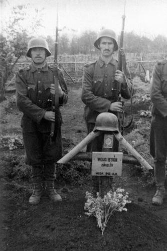 Magyarázat a háborús találatból