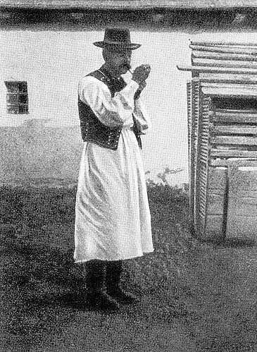 53136ca712 Viselet. | Malonyai Dezső: A magyar nép művészete | Kézikönyvtár