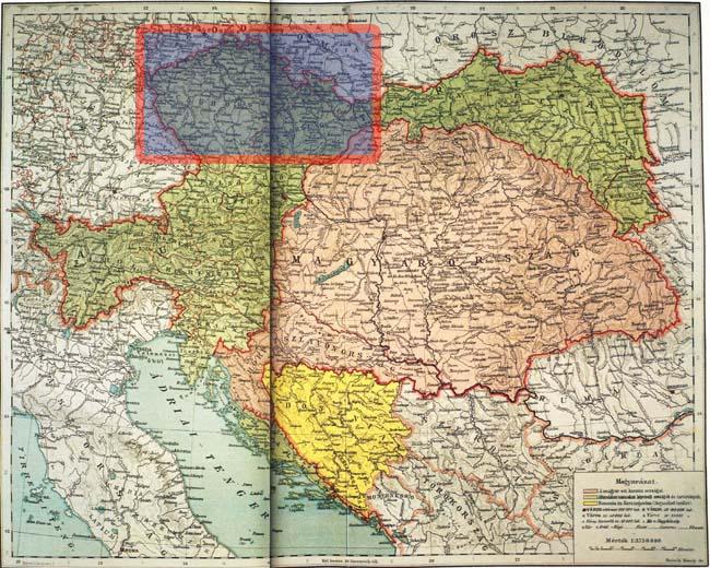 Csehorszag Az Osztrak Magyar Monarchia Irasban Es Kepben